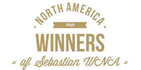 Winners of Sebastian WNA North America 2016